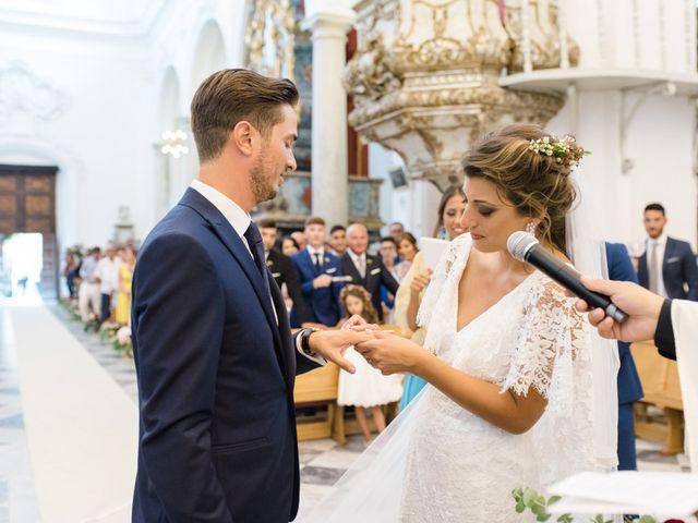 Il matrimonio di Danilo e Maria a Salemi, Trapani 109