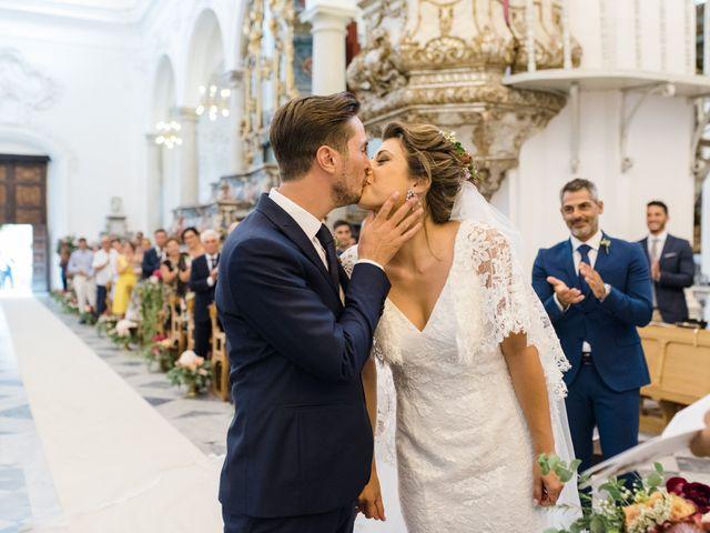 Il matrimonio di Danilo e Maria a Salemi, Trapani 110
