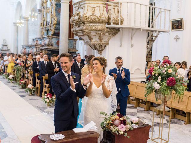 Il matrimonio di Danilo e Maria a Salemi, Trapani 113