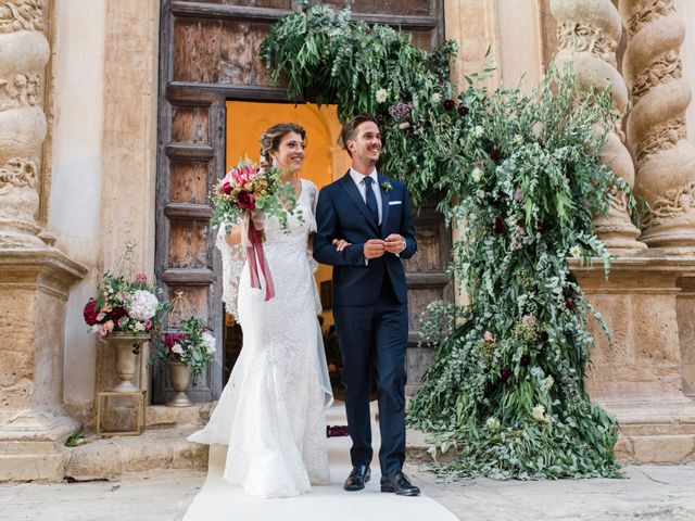 Il matrimonio di Danilo e Maria a Salemi, Trapani 114