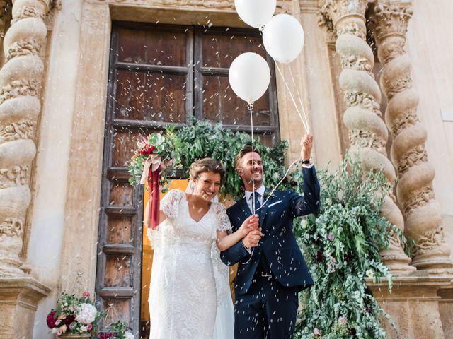 Il matrimonio di Danilo e Maria a Salemi, Trapani 115