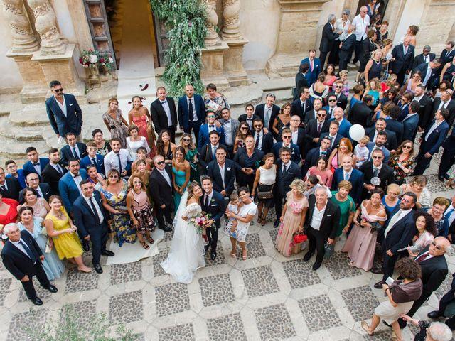 Il matrimonio di Danilo e Maria a Salemi, Trapani 116