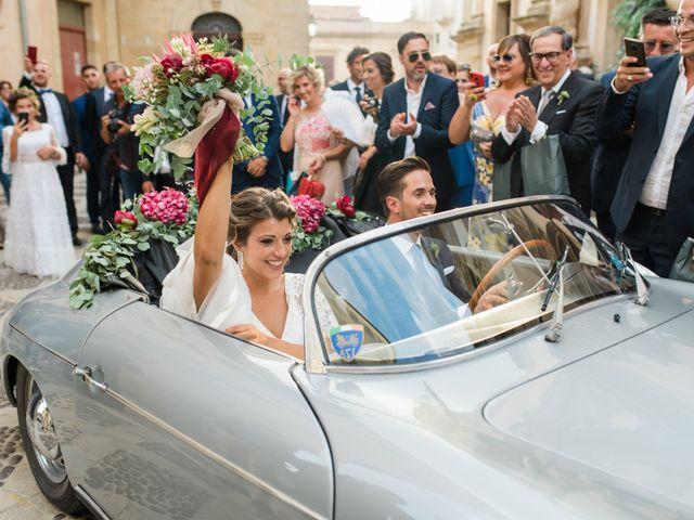 Il matrimonio di Danilo e Maria a Salemi, Trapani 117