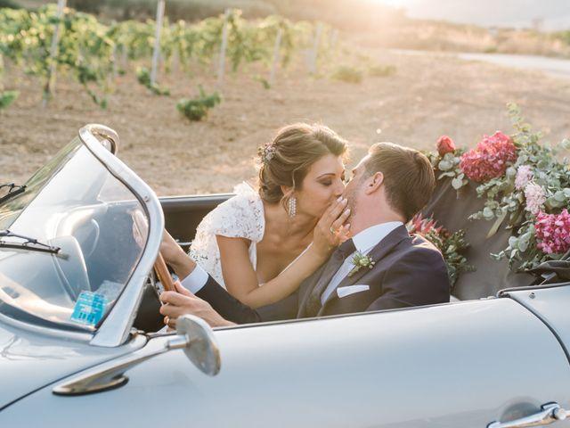 Il matrimonio di Danilo e Maria a Salemi, Trapani 118