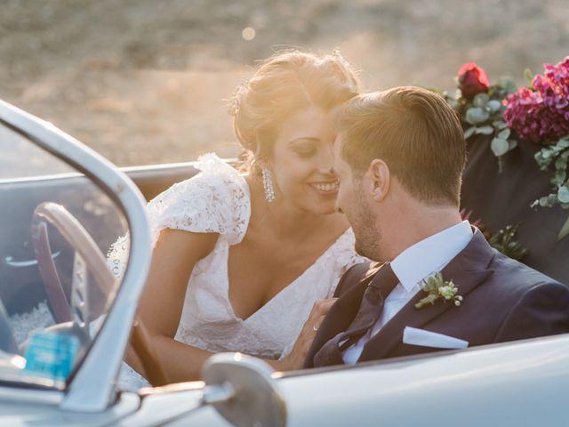 Il matrimonio di Danilo e Maria a Salemi, Trapani 119