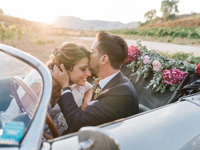 Il matrimonio di Danilo e Maria a Salemi, Trapani 120