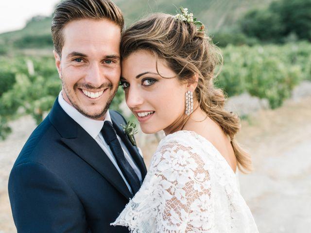 Il matrimonio di Danilo e Maria a Salemi, Trapani 125