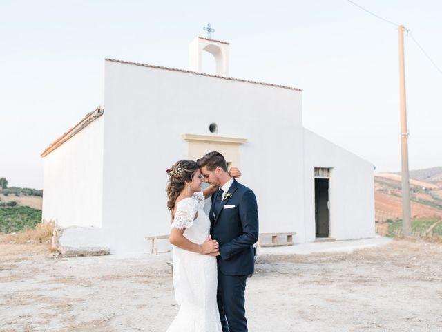 Il matrimonio di Danilo e Maria a Salemi, Trapani 126