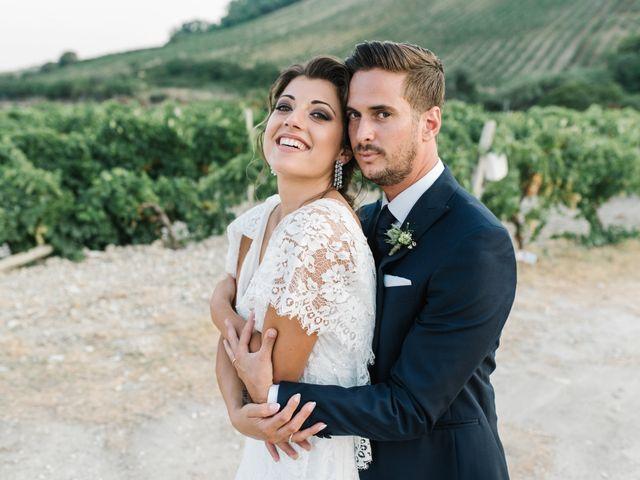 Il matrimonio di Danilo e Maria a Salemi, Trapani 129