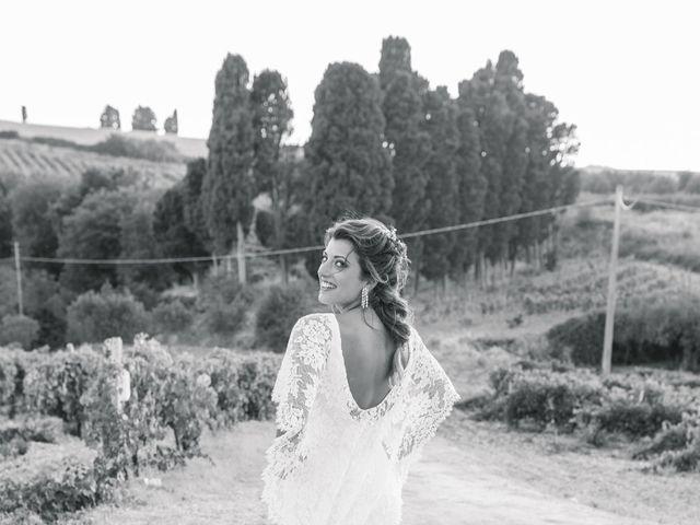 Il matrimonio di Danilo e Maria a Salemi, Trapani 134