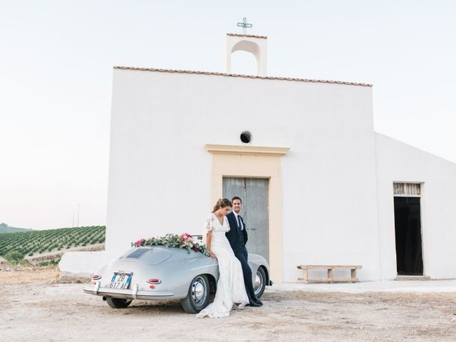 Il matrimonio di Danilo e Maria a Salemi, Trapani 144