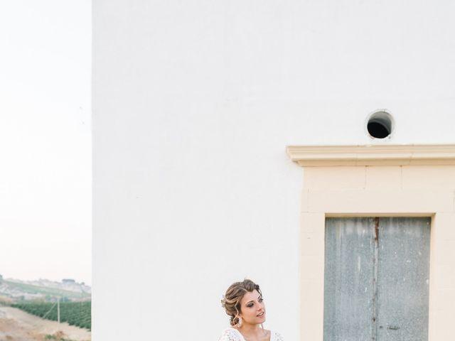 Il matrimonio di Danilo e Maria a Salemi, Trapani 147