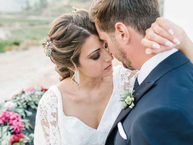 Il matrimonio di Danilo e Maria a Salemi, Trapani 149