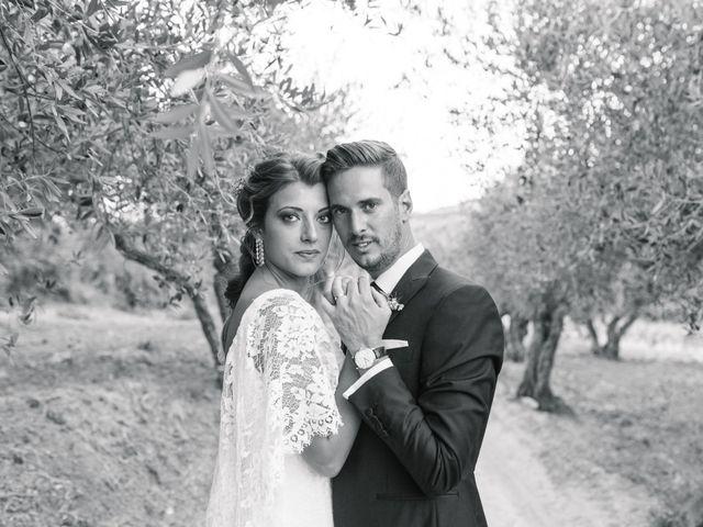 Il matrimonio di Danilo e Maria a Salemi, Trapani 153