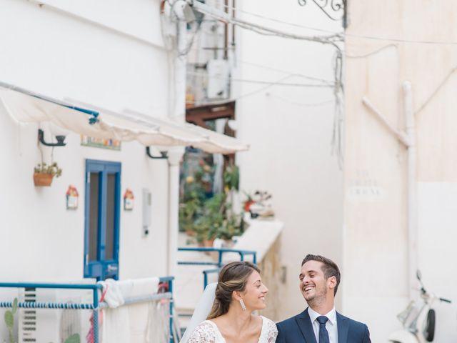 Il matrimonio di Danilo e Maria a Salemi, Trapani 163