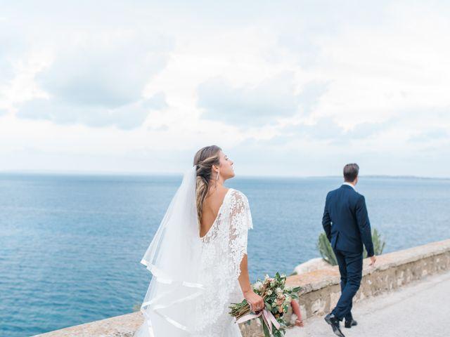 Il matrimonio di Danilo e Maria a Salemi, Trapani 167