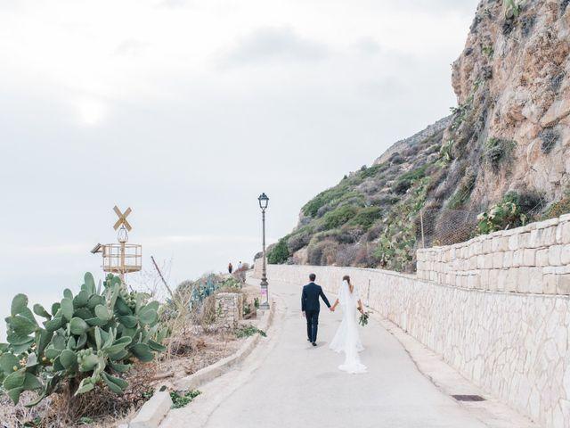 Il matrimonio di Danilo e Maria a Salemi, Trapani 170