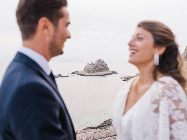 Il matrimonio di Danilo e Maria a Salemi, Trapani 184