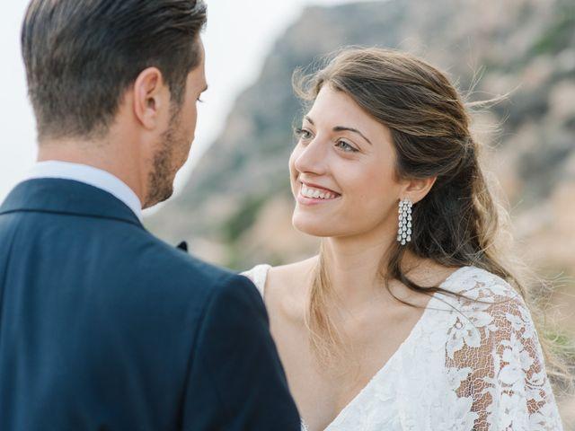Il matrimonio di Danilo e Maria a Salemi, Trapani 185