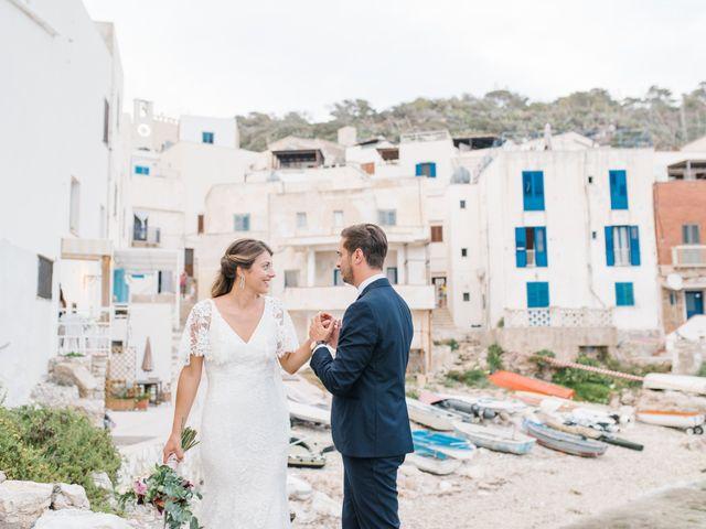 Il matrimonio di Danilo e Maria a Salemi, Trapani 201