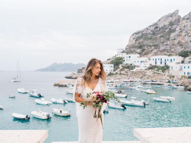 Il matrimonio di Danilo e Maria a Salemi, Trapani 215