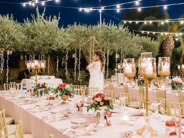 Il matrimonio di Danilo e Maria a Salemi, Trapani 225