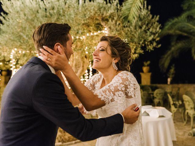 Il matrimonio di Danilo e Maria a Salemi, Trapani 226