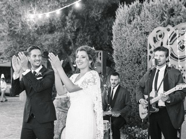 Il matrimonio di Danilo e Maria a Salemi, Trapani 231