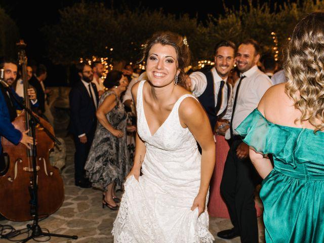 Il matrimonio di Danilo e Maria a Salemi, Trapani 240