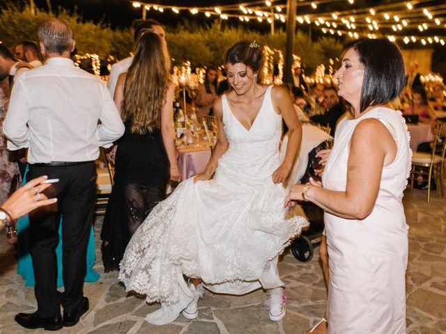 Il matrimonio di Danilo e Maria a Salemi, Trapani 244