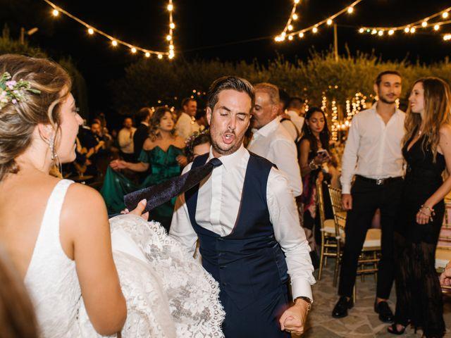 Il matrimonio di Danilo e Maria a Salemi, Trapani 245