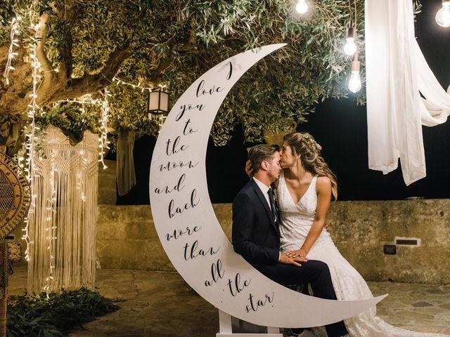 Il matrimonio di Danilo e Maria a Salemi, Trapani 246
