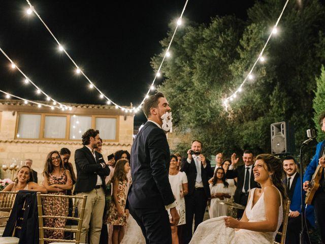 Il matrimonio di Danilo e Maria a Salemi, Trapani 255