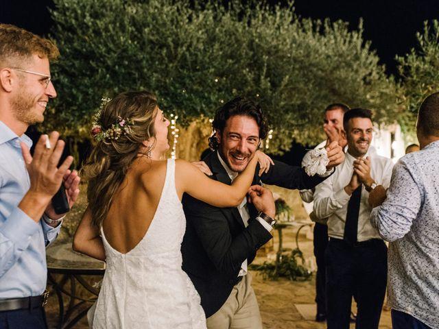 Il matrimonio di Danilo e Maria a Salemi, Trapani 256