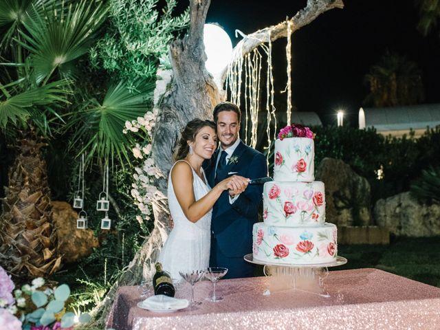 Il matrimonio di Danilo e Maria a Salemi, Trapani 273