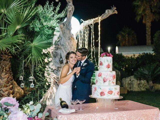 Il matrimonio di Danilo e Maria a Salemi, Trapani 274