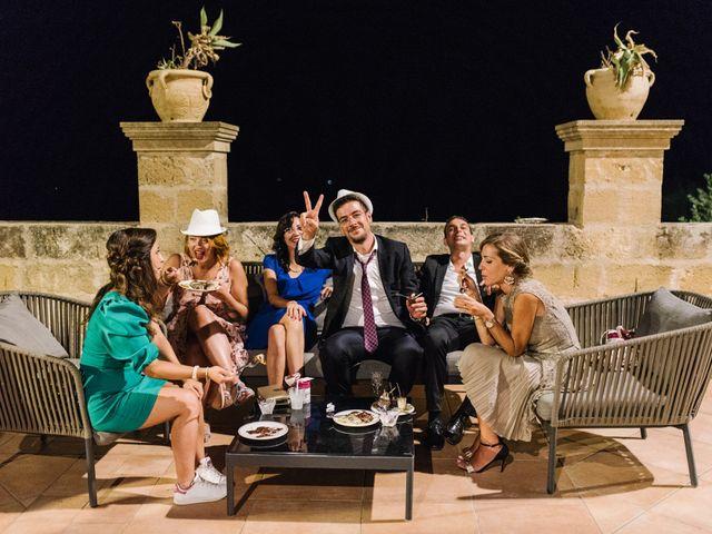 Il matrimonio di Danilo e Maria a Salemi, Trapani 278
