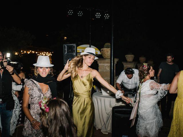 Il matrimonio di Danilo e Maria a Salemi, Trapani 280