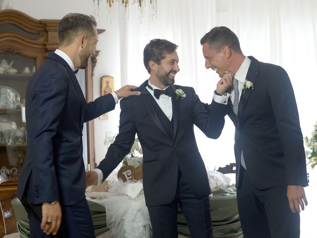 Il matrimonio di Valentina e Francesco a Bari, Bari 8