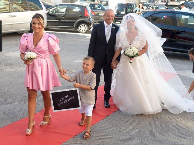 Il matrimonio di Valentina e Francesco a Bari, Bari 20