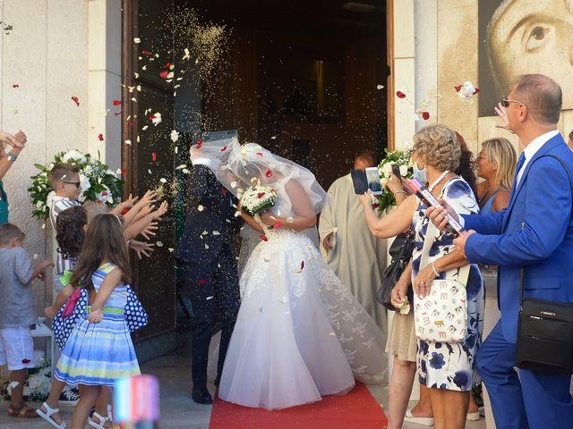 Il matrimonio di Valentina e Francesco a Bari, Bari 40