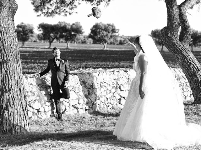 Il matrimonio di Valentina e Francesco a Bari, Bari 46