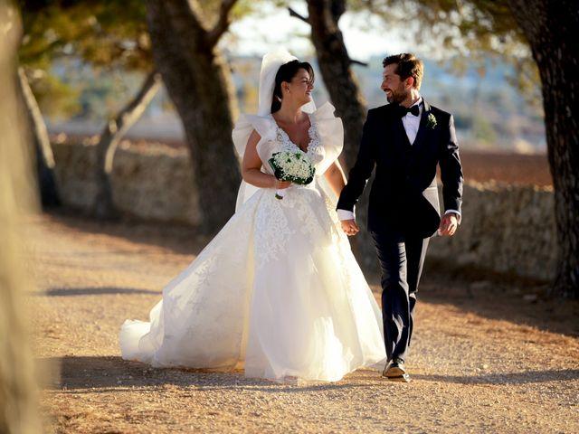 Il matrimonio di Valentina e Francesco a Bari, Bari 47