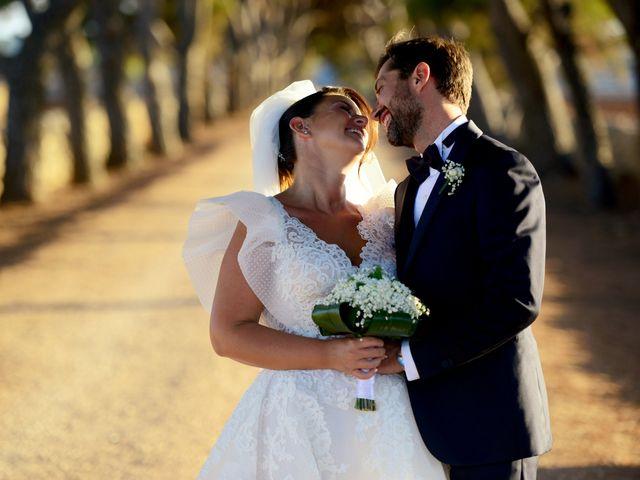 Il matrimonio di Valentina e Francesco a Bari, Bari 49