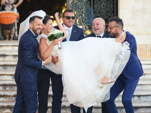 Il matrimonio di Valentina e Francesco a Bari, Bari 52