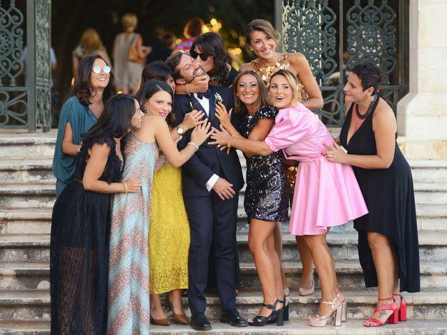 Il matrimonio di Valentina e Francesco a Bari, Bari 53