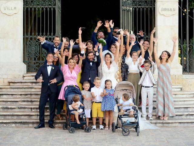 Il matrimonio di Valentina e Francesco a Bari, Bari 54