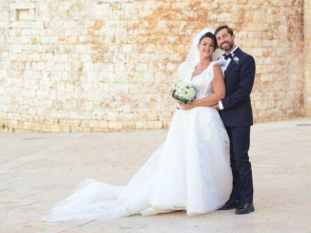 Il matrimonio di Valentina e Francesco a Bari, Bari 56