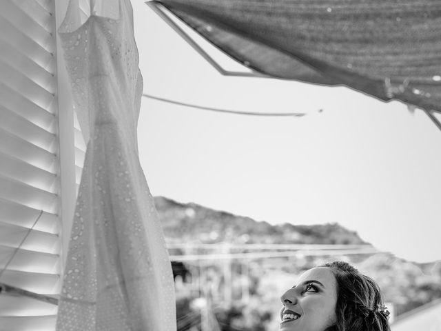 Il matrimonio di Jacopo e Chiara a Castellabate, Salerno 3