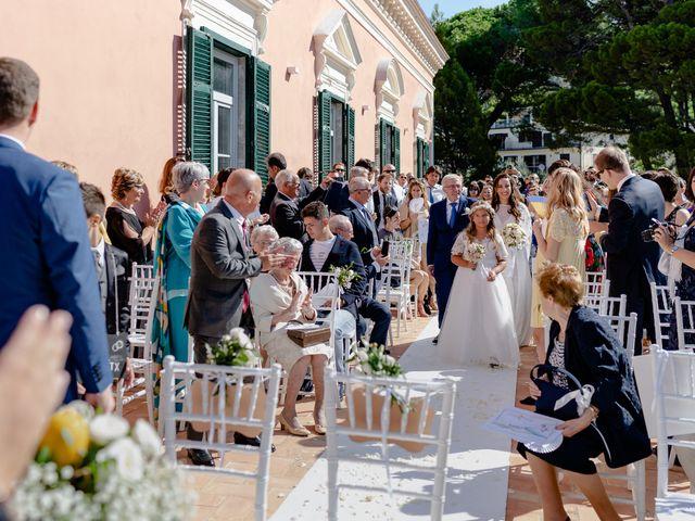 Il matrimonio di Jacopo e Chiara a Castellabate, Salerno 16